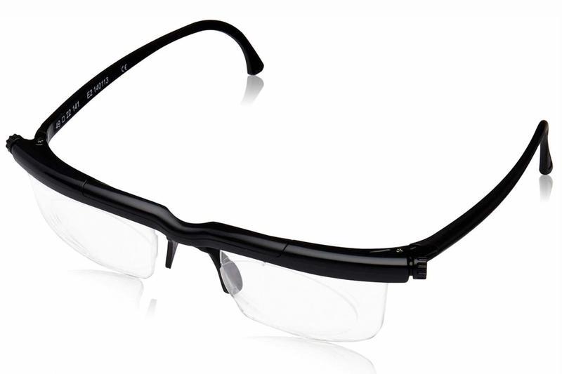 Очки с регулировкой линз